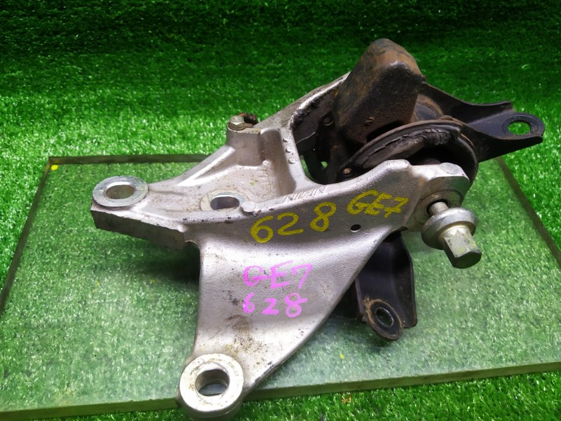 Подушка акпп Honda Fit GE7 L13A 2009 левая (б/у)