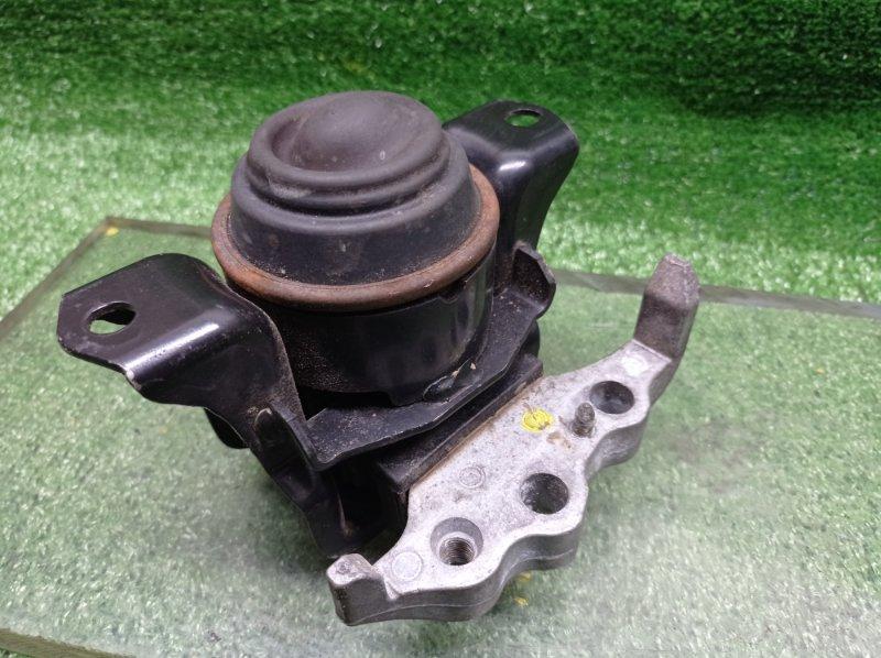 Подушка двигателя Toyota Pixis Space L585A KFVE 2012 правая верхняя (б/у)