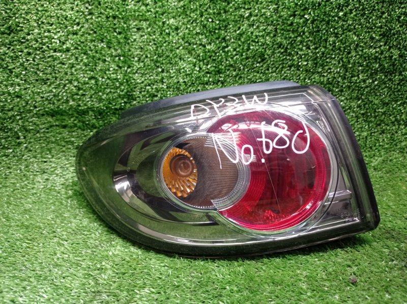 Стоп-сигнал Mazda Demio DY3W ZJVE 2005 задний левый (б/у)