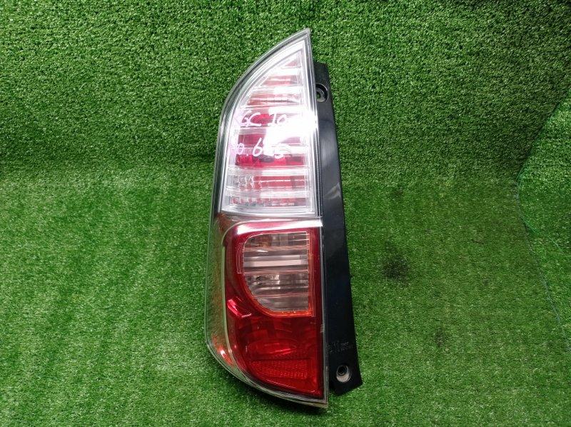 Стоп-сигнал Toyota Passo KGC10 1KRFE 2009 задний левый (б/у)
