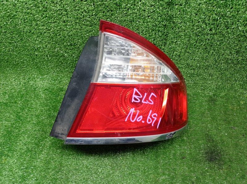 Стоп-сигнал Subaru Legacy BL5 EJ253HP 01/2008 задний правый (б/у)