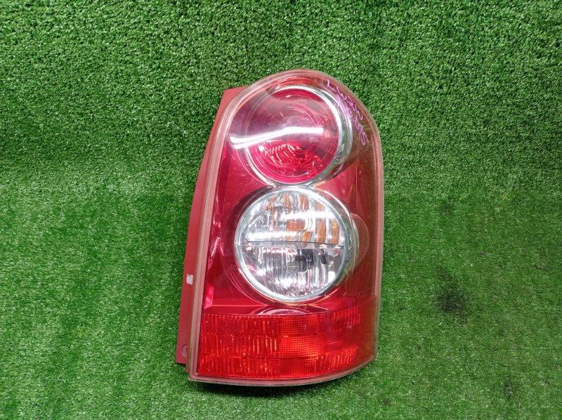 Стоп-сигнал Mazda Mpv LW3W L3DE 2004 задний правый (б/у)