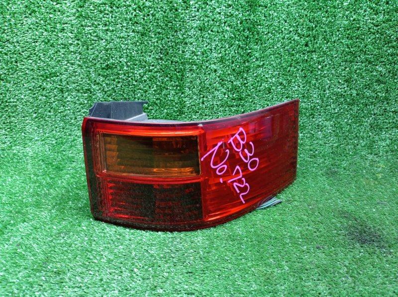 Стоп-сигнал Nissan Lafesta B30 MR20DE 2005 задний правый (б/у)