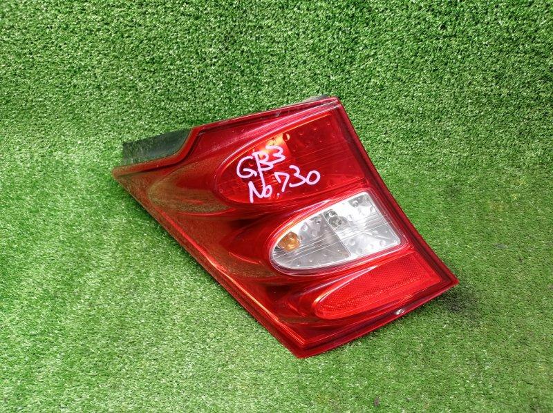Стоп-сигнал Honda Freed GB3 L15A 2009 задний левый (б/у)