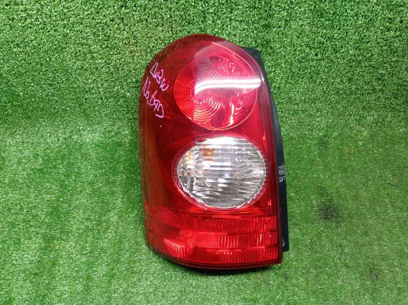 Стоп-сигнал Mazda Mpv LW3W L3DE 2002 задний левый (б/у)