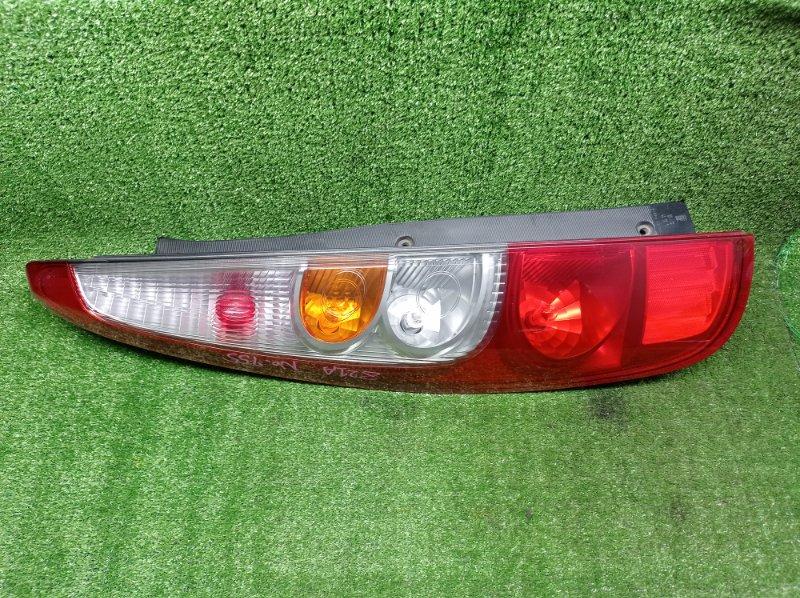 Стоп-сигнал Mitsubishi Colt Z21A 4A90 02/2009 задний левый (б/у)