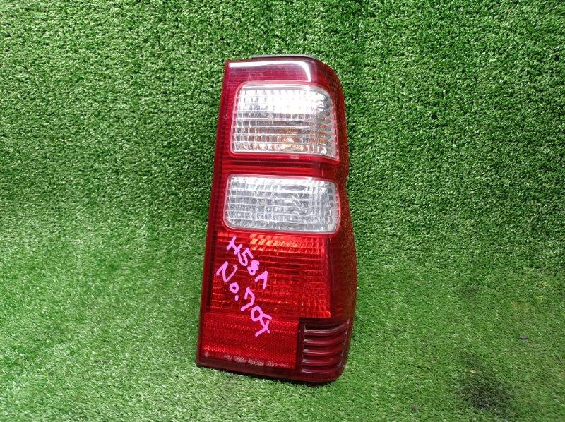 Стоп-сигнал Mitsubishi Pajero Mini H58A 4A30T 2003 правый (б/у)
