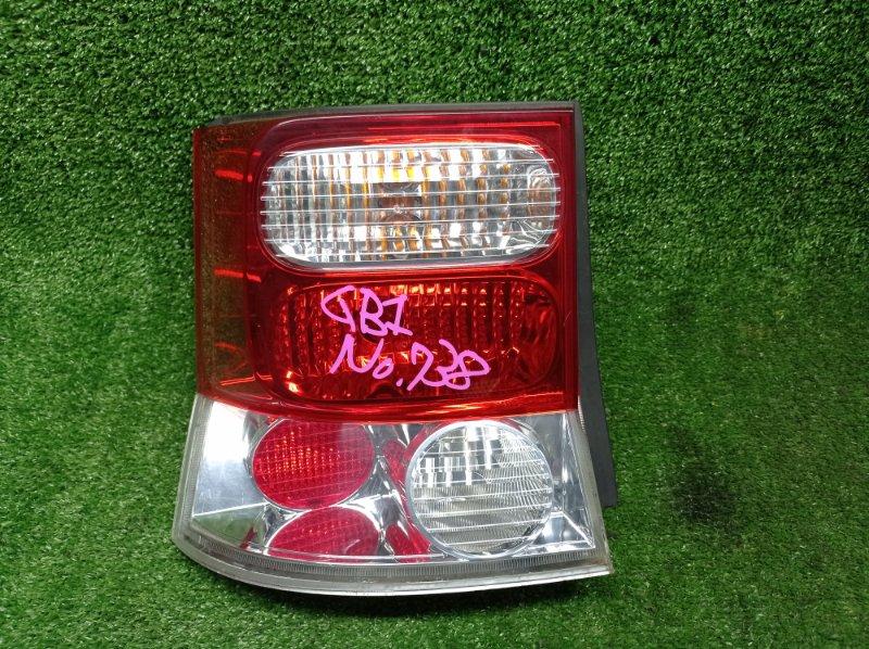 Стоп-сигнал Honda Mobilio GB1 L15A 2003 левый (б/у)