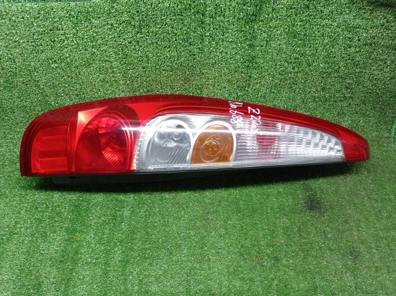 Стоп-сигнал Mitsubishi Colt Z22A 4A90 2009 левый (б/у)