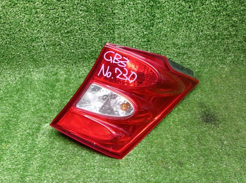 Стоп-сигнал Honda Freed GB3 L15A 2009 правый (б/у)