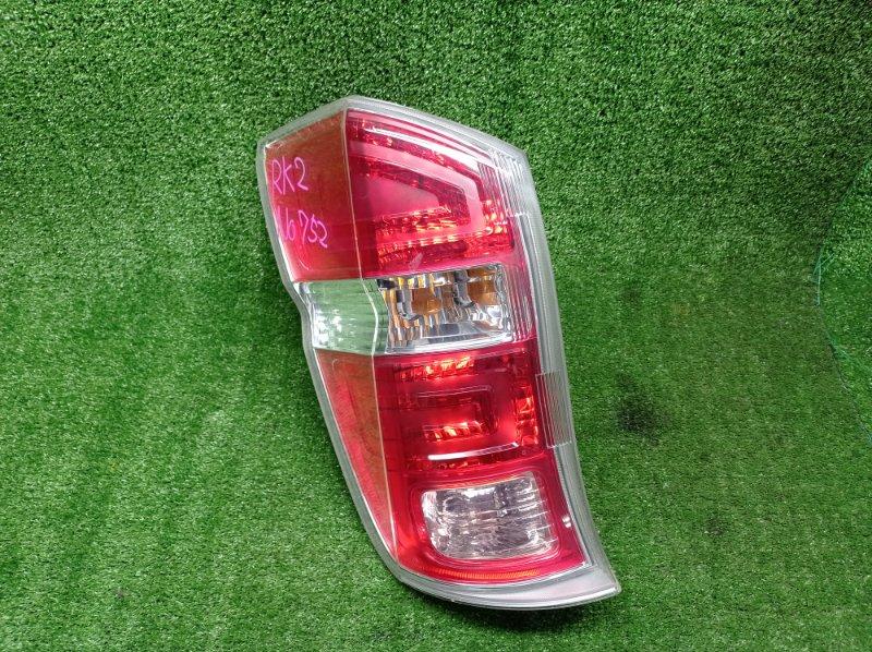 Стоп-сигнал Honda Step Wagon RK2 R20A 2011 левый (б/у)