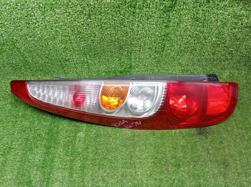 Стоп-сигнал Mitsubishi Colt Z21A 4A90 2010 левый (б/у)