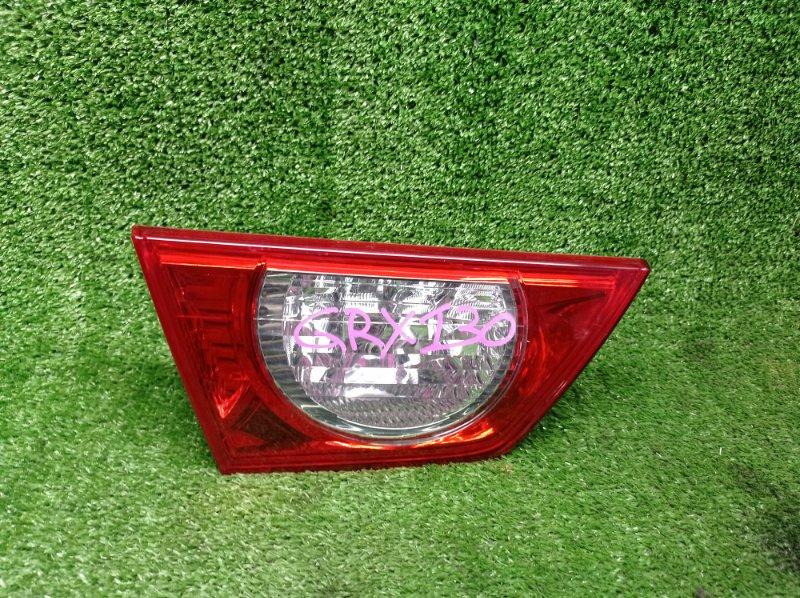 Стоп-вставка Toyota Mark X GRX130 левая (б/у)