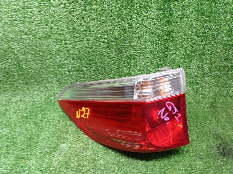 Стоп-сигнал Honda Airwave GJ1 левый (б/у)