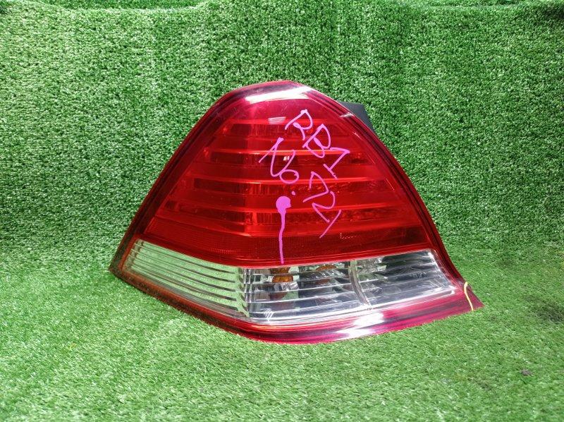 Стоп-сигнал Honda Odyssey RB1 K24A 2003 левый (б/у)