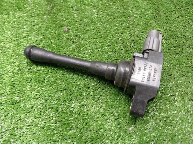 Катушка зажигания Nissan Tiida C11 HR15 (б/у) 224481KT0A
