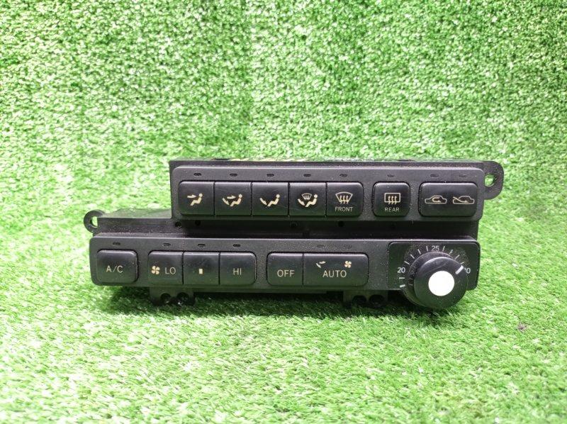 Блок управления климат-контролем Toyota Mark Ii GX90 1G-FE 1996 (б/у) 2559122181
