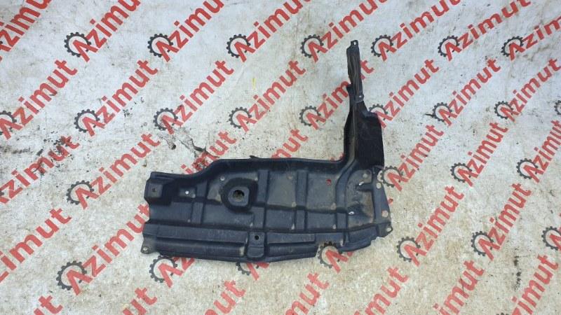 Защита двигателя Toyota Vitz SCP90 передняя левая (б/у)