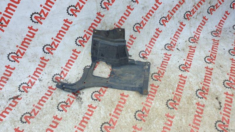 Защита двигателя Honda Freed GB3 L15A 2011 правая (б/у)