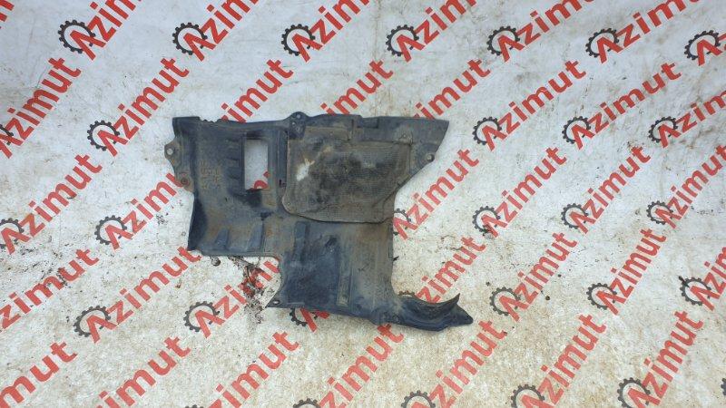 Защита двигателя Mazda Mpv LW3W L3DE 2004 левая (б/у)