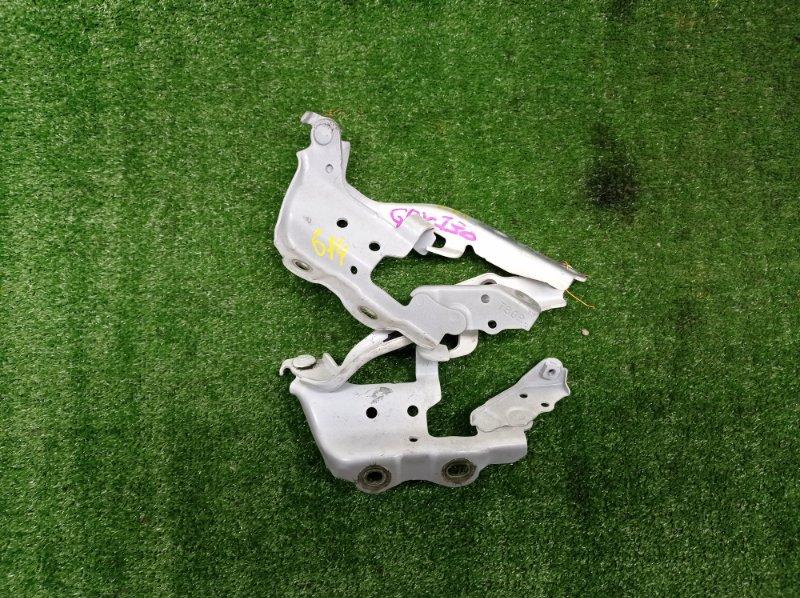 Петля капота Toyota Mark X GRX130 4GRFSE 2012 (б/у)