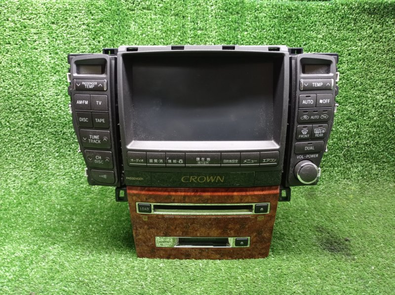 Монитор Toyota Crown GRS182 3GRFSE 2003 (б/у)