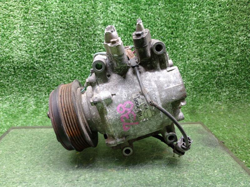 Компрессор кондиционера Honda Mobilio GB1 L15A 2003 (б/у)