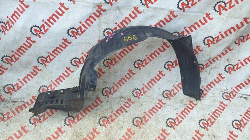 Подкрылок Honda Accord CL8 передний правый (б/у)