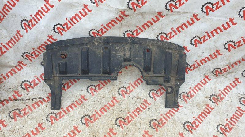 Защита двигателя Mitsubishi Colt Z25A 4G19 2003 (б/у)