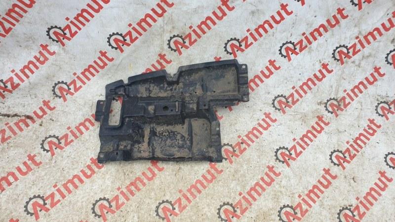 Защита двигателя Toyota Caldina AZT241 левая (б/у)