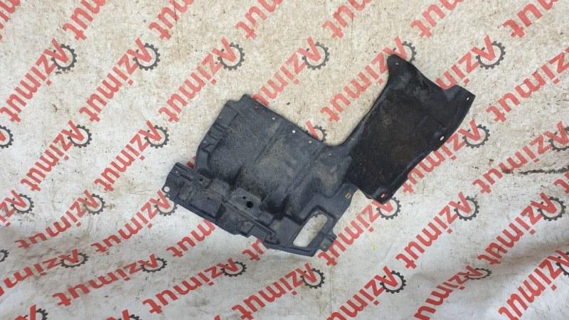 Защита двигателя Toyota Wish ZNE10 левая (б/у)