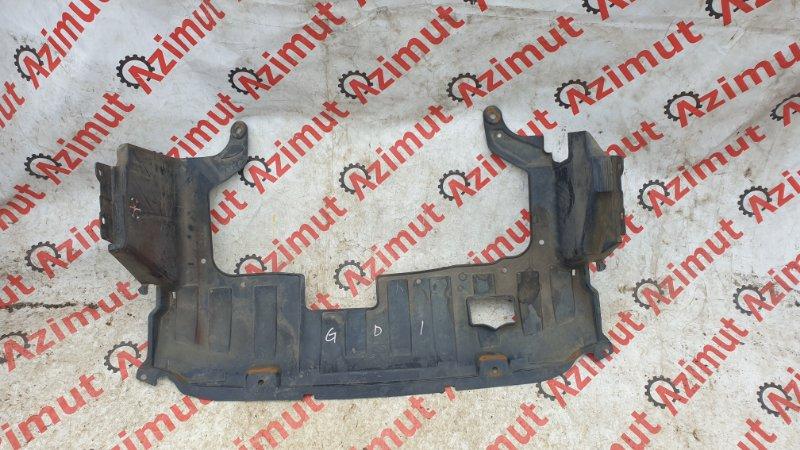 Защита двигателя Honda Fit GD1 L13A 2005 (б/у)
