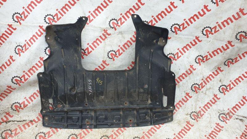 Защита двигателя Toyota Crown GS151 1GFE (б/у)