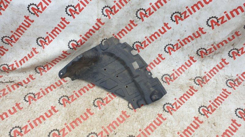Защита двигателя Toyota Platz NCP12 1NZ-FE 2004 левая (б/у)