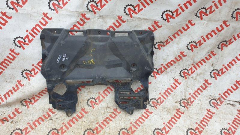 Защита двигателя Nissan Laurel HC35 RB20DE (б/у)