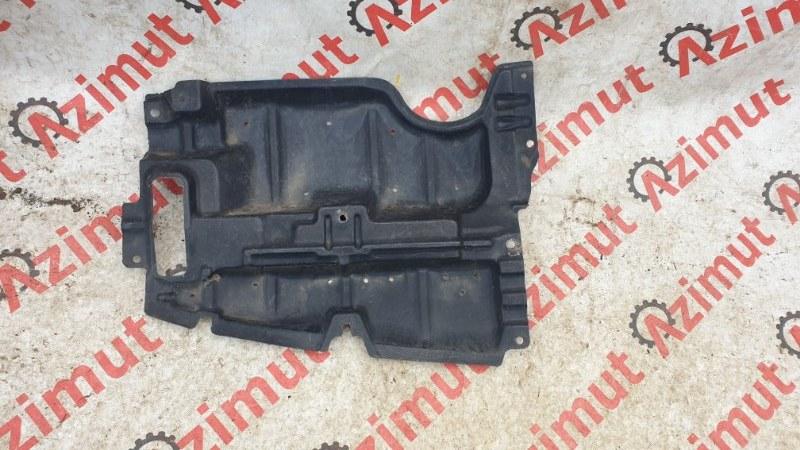 Защита двигателя Toyota Caldina AZT241 1AZFSE правая (б/у)