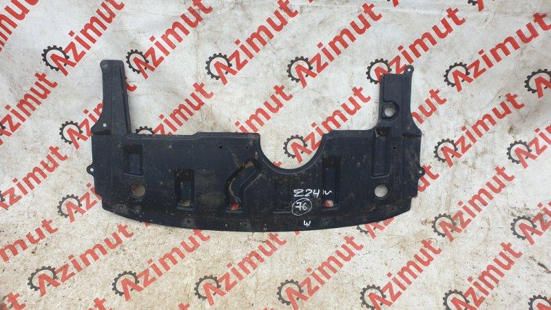 Защита двигателя Mitsubishi Colt Plus Z24W 4A91 2009 (б/у)