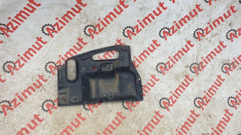 Защита двигателя Toyota Opa ZCT15 1ZZFE левая (б/у)
