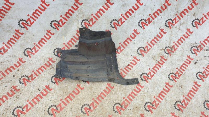 Защита двигателя Honda Fit GE6 L13A 2010 правая (б/у)