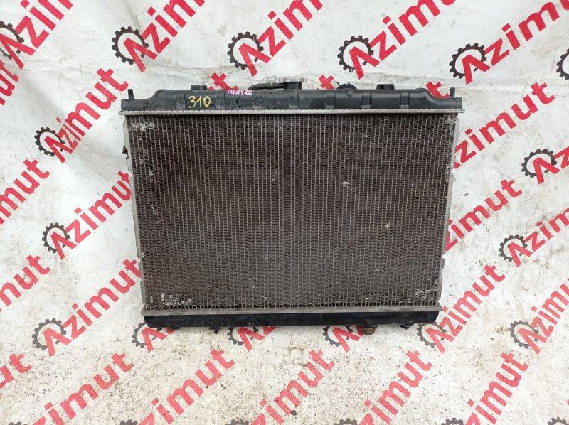 Радиатор основной Nissan Liberty RNM12 QR20DE (б/у)
