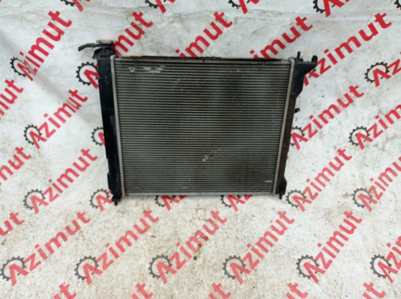 Радиатор основной Nissan Lafesta B30 MR20DE 2005 (б/у)