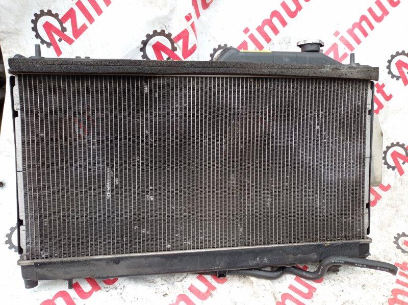 Радиатор основной Subaru Legacy BP5 EJ204DP 2004 (б/у)