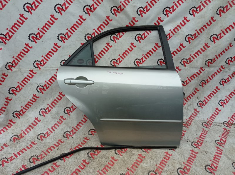 Дверь Mazda Atenza GG3P L3VE 2003 задняя правая (б/у)