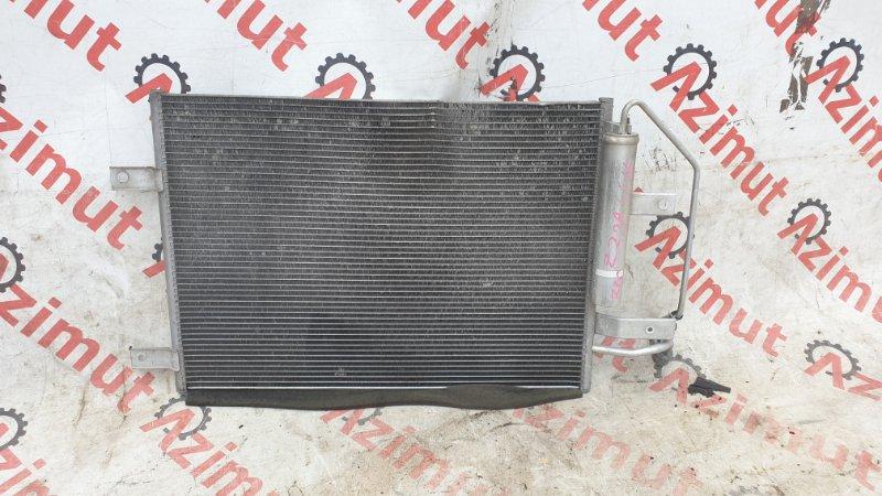 Радиатор кондиционера Mitsubishi Colt Z22A 4A90 03/2010 (б/у)