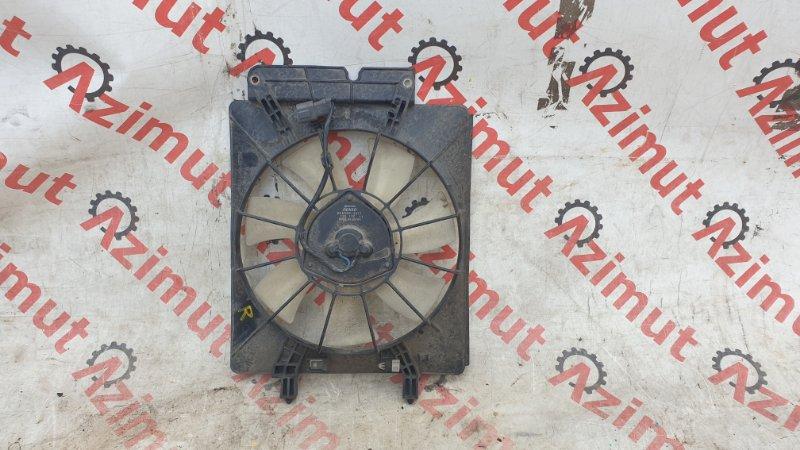 Диффузор радиатора Honda Stream RN3 K20A левый (б/у)