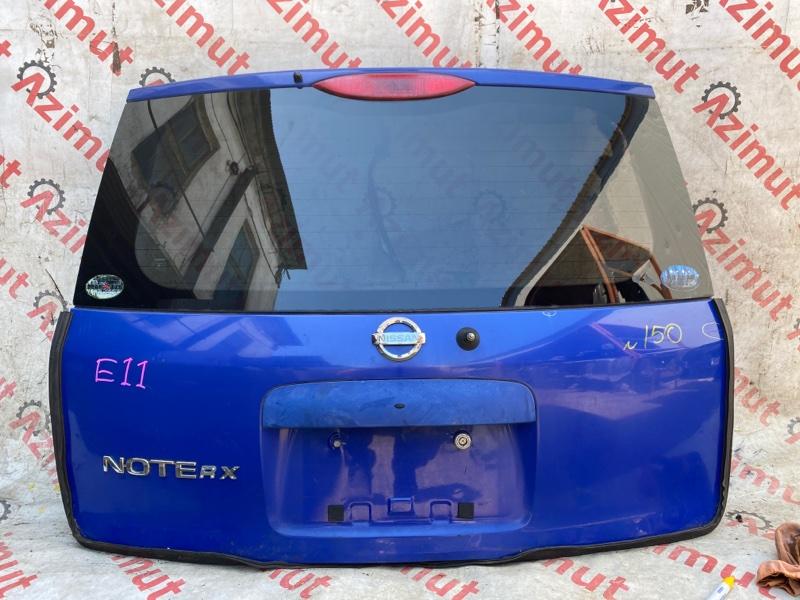 Дверь задняя Nissan Note E11 (б/у)