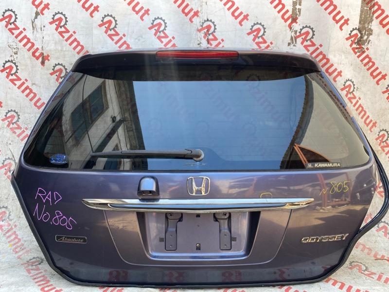 Дверь задняя Honda Odyssey RA7 F23A 2003 (б/у)