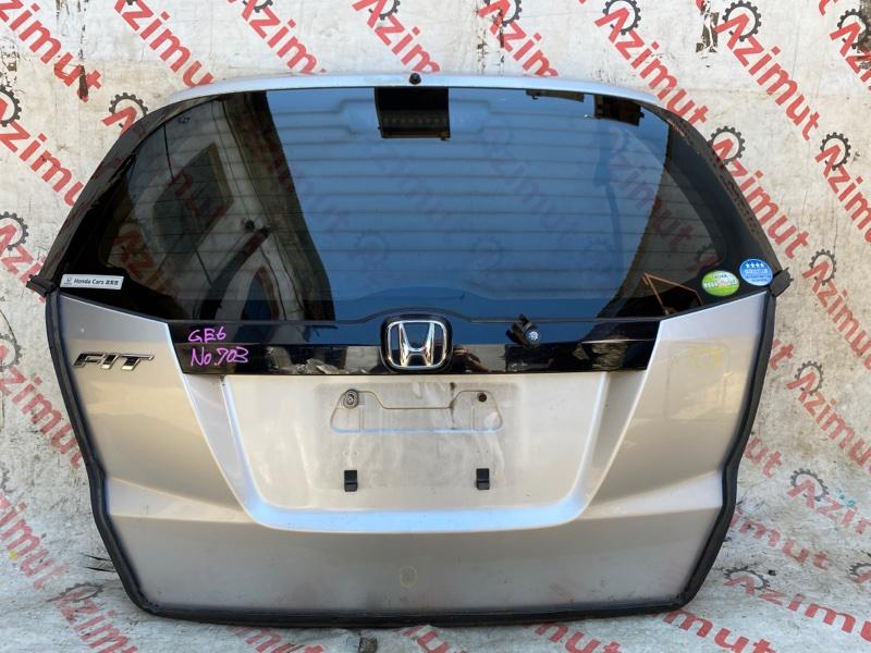 Дверь задняя Honda Fit GE6 L13A 2010 (б/у)