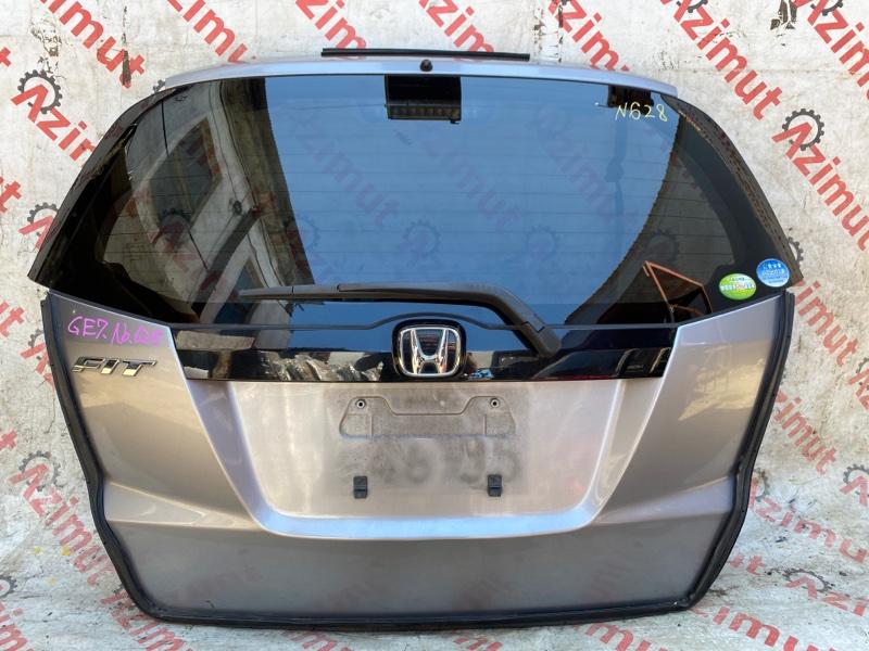 Дверь задняя Honda Fit GE7 L13A 2009 (б/у)