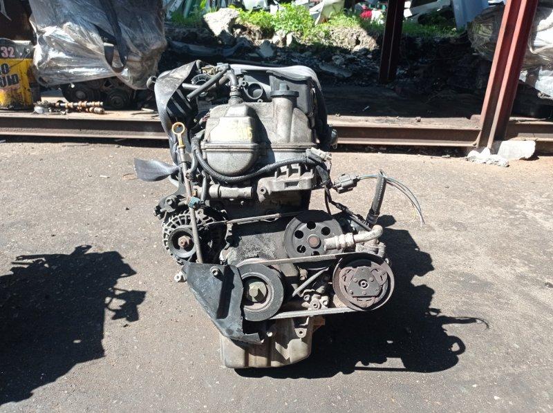 Двигатель Suzuki Kei HN22S K6A 2004 (б/у)